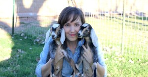 A Simple Guide to Raising & Milking Goats