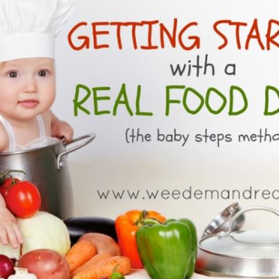 Getting Started with a Real Food Diet