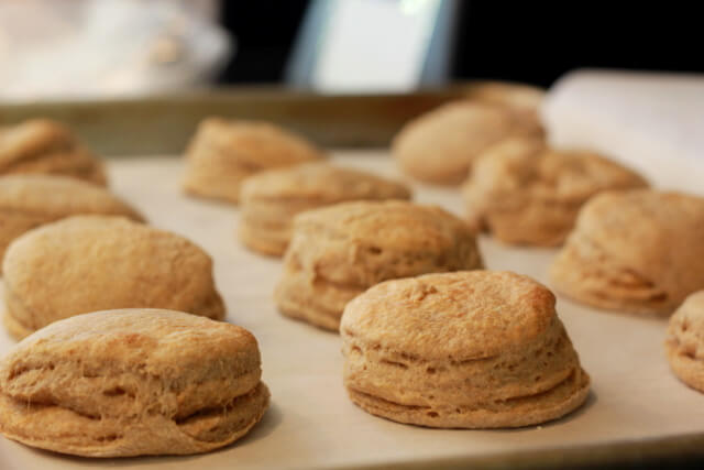 Recipe: Whole-Wheat Soaked Biscuits
