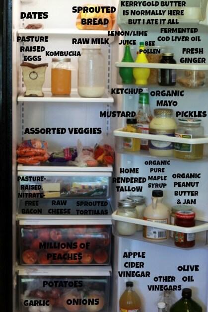 real-food-fridge