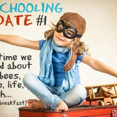 Unschooling Update #1: That time we learned about birds, bees, disease, life, & death…