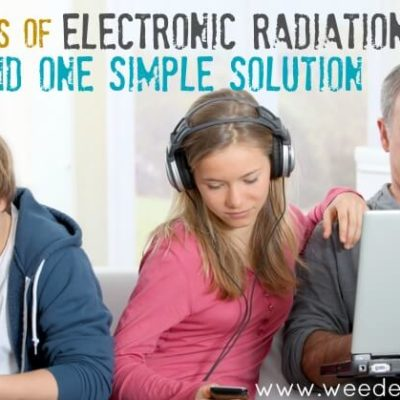 7 Symptoms of Electronic Radiation Exposure and One simple solution