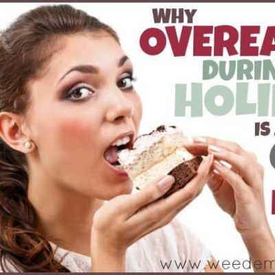 Why Overeating During the Holidays is Actually Good for Your Health