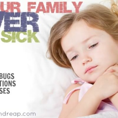 Why Our Family NEVER Gets Sick