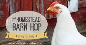 The Homestead Barn Hop!