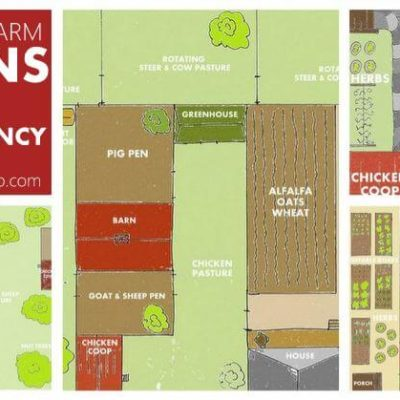 4 Backyard Farm Designs for Self-Sufficiency