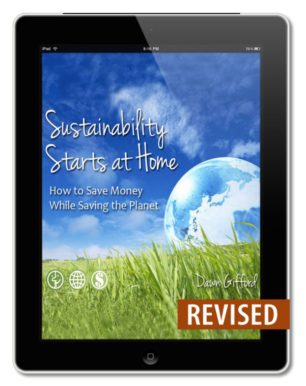 Sustainability Starts at Home Revised by Dawn Gifford