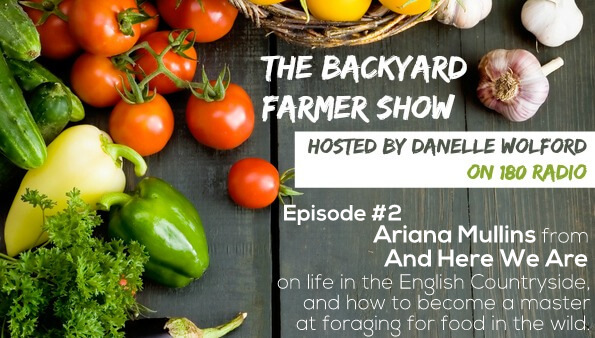 The Backyard Farmer Radio Show, Episode 2. I love this show!