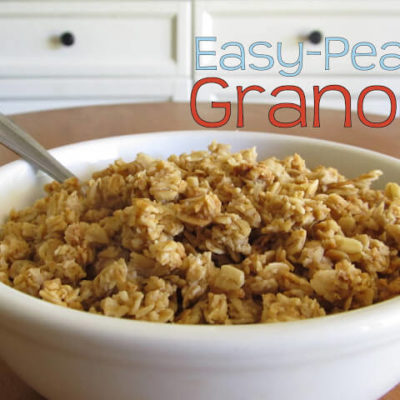 A Simple Granola Recipe