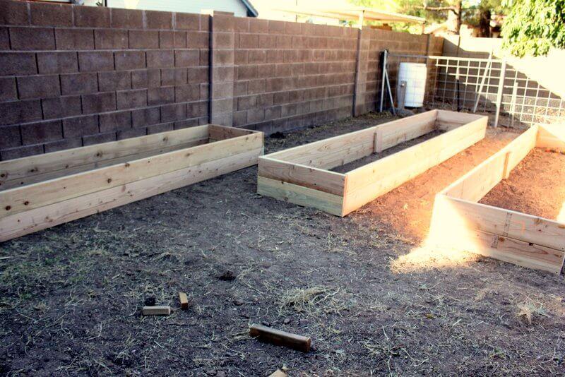Superior Type Of Wood For Raised Garden Part - 3: Raised-garden-boxes-7