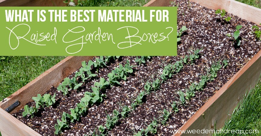 25 Best Raised Bed Garden Materials | Wallpaper Cool HD