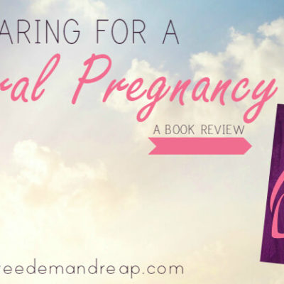 Preparing for a Natural Pregnancy