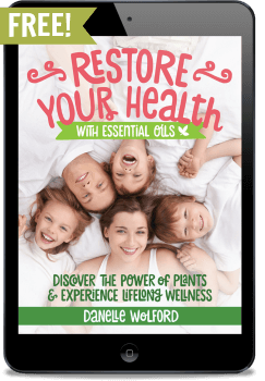restore your health with essential oils