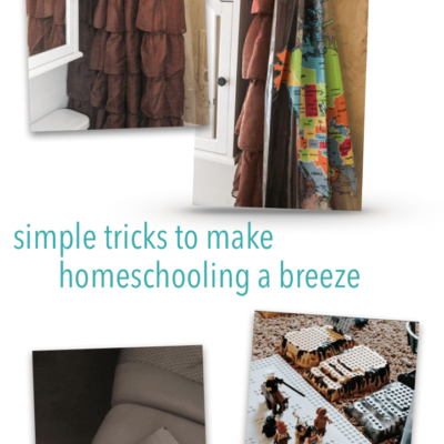 Homeschooling Hacks: Simple tricks to make homeschooling a breeze!